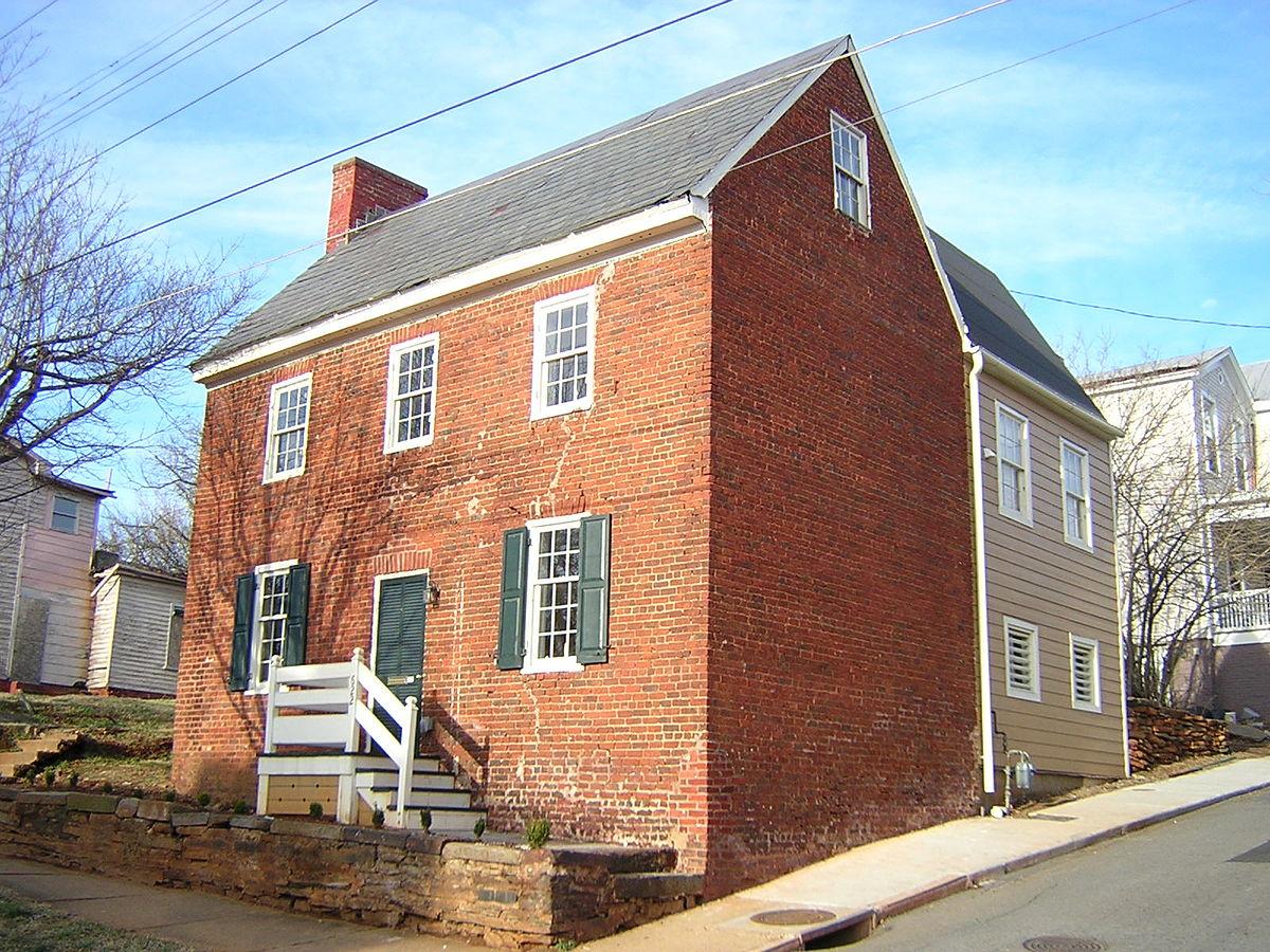 Lynchburg Historic Homes For Sale