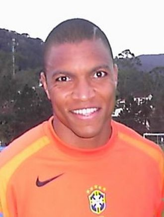 Dida (footballer, born 1973) - Dida (seen here in 2005) earned 91 caps with Brazil from 1995 to 2006, and was part of three World Cup squads.