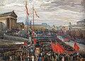 Die Ausrufung der Republik vor dem Parlament am 12. November 1918.jpg