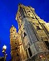 Die Kathedrale Málagas wurde ab 1528 über einer Moschee erbaut. - panoramio.jpg