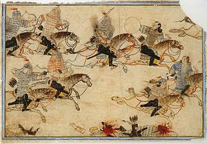 Division of the Mongol Empire - The Mongols at war.