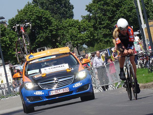 Diksmuide - Ronde van België, etappe 3, individuele tijdrit, 30 mei 2014 (B092).JPG