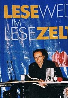 Dimitré Dinev Austrian writer
