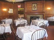 Dining room at Fraunces Tavern