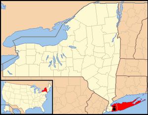 Roman Catholic Diocese of Rockville Centre - Image: Diocese of Rockville Centre map 1