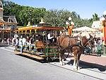Disneyland-HorseDrawnStreetcar.jpg