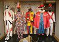 Diversos trajes festivos en el Museo de Artes y Tradiciones Populares (15 de julio de 2016, Madrid).jpg
