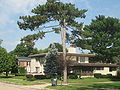 Dixon Il Prairie style house1.jpg
