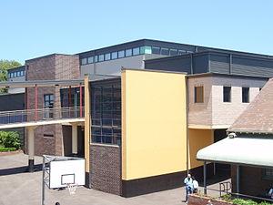 De La Salle College Ashfield - New College Hall in November 2009
