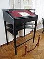 Dmitri Mendeleev's standing desk.jpg