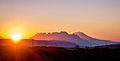 Dokan Mountain at Sunrise.JPG