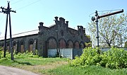 Dolynska Building of Motive Power Depot of Railway Station (YDS 0246).jpg