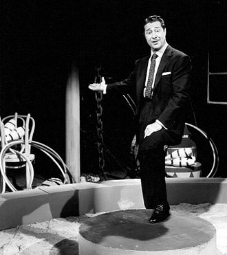 Don Ameche - Ameche as the host of International Showtime in 1962