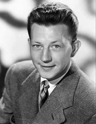 Donald O'Connor, American actor, dancer and singer