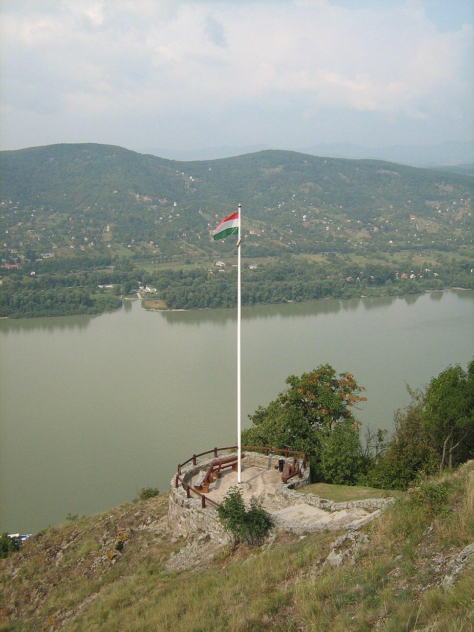 Donau og Visegrad