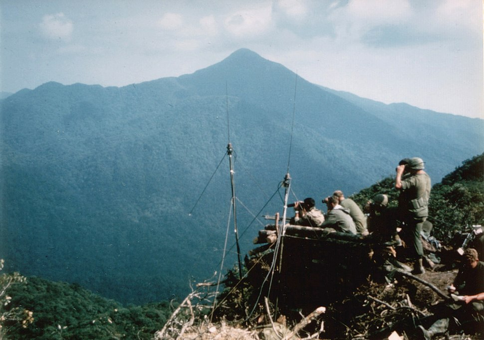 Dong Re Lao Mountain
