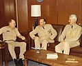 Donn. R. Papke, Carl Eric Almgren and Sten Geijer at Ft McPherson in 1975 MILIF.003962.jpg