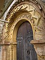 Doorway, St Nicholas' church, Corfe - geograph.org.uk - 1196264.jpg