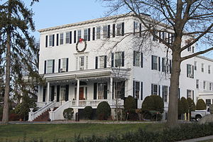 Douglaston Historic District - The Douglaston Club, built c. 1819