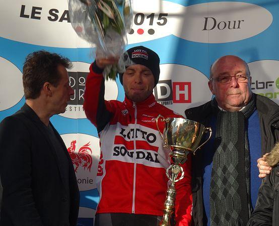 Dour - Le Samyn, 4 mars 2015, arrivée (D12).JPG