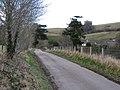Downhill to Ingsdon Manor - geograph.org.uk - 1723406.jpg