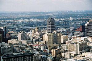 Skyline von San Antonio