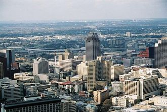 South Texas -  San Antonio is the largest city and the fastest growing city in South Texas.