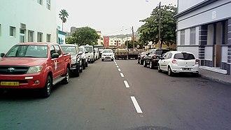 Assomada - Downtown Assomada