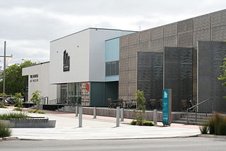 Dowse Art Museum Lower Hutt art museum