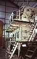 Doxford diesel engine, TWM regional store, Beamish Museum, 29 November 2002.jpg
