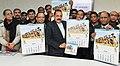 Dr. Jitendra Singh releasing the Calendar 2015 for the Ministry for Development of North Eastern Region.jpg