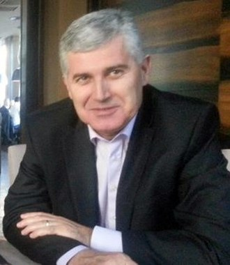 Chairman of the Presidency of Bosnia and Herzegovina - Image: Dragan Čović
