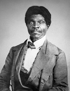 Dred Scott Enslaved African-American man