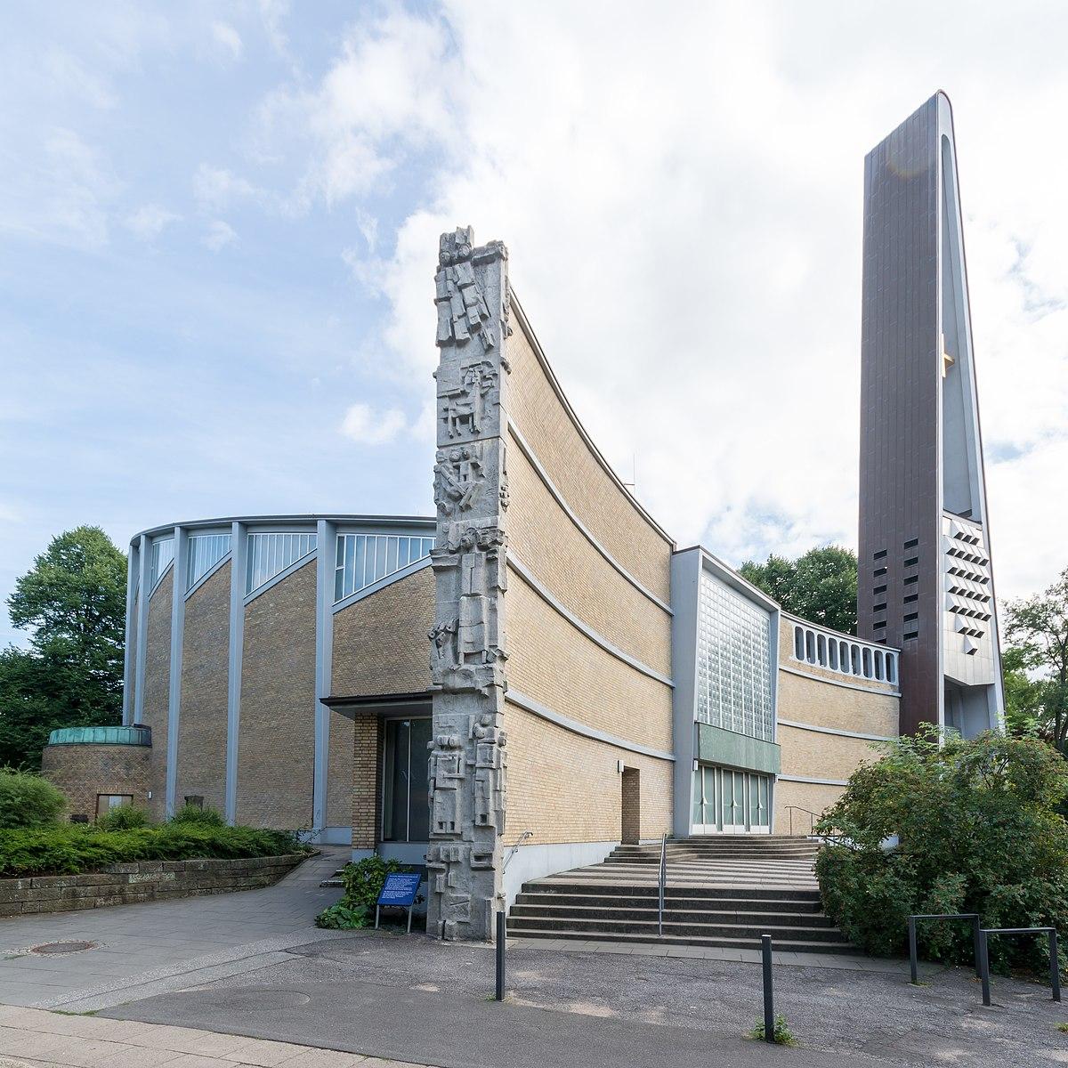Dreifaltigkeitskirche Hamburg Hamm