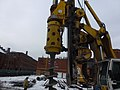 Drilling a building pile, NW corner of Berkeley and Front, 2014 01 20 (3).JPG - panoramio.jpg