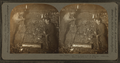 Drilling into vein preparatory to blasting, Anthracite Mines, Scranton, Pa., U.S.A, from Robert N. Dennis collection of stereoscopic views.png