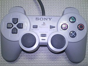DualShock, Analog controller for PlayStation