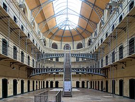 image illustrative de l'article Prison de Kilmainham