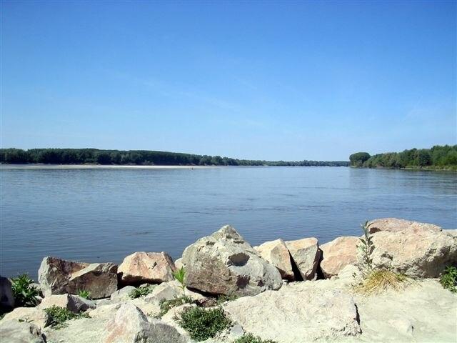 Dunav kod Apatina