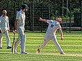 Dunmow CC v Felixstowe and Corinthians CC at Great Dunmow, Essex, England 011.jpg