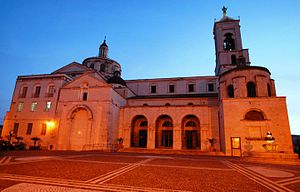 Roman Catholic Archdiocese of Catanzaro-Squillace - Catanzaro Cathedral