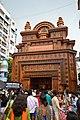 Durga Puja Pandal - Ekdalia Evergreen - Ekdalia Road - Kolkata 2015-10-21 6155.JPG