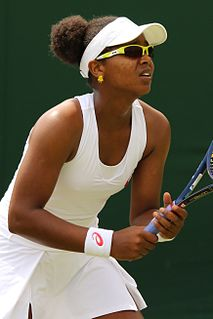Victoria Duval American tennis player