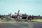 Duxford Aerodrome - 78th Fighter Group - P-47 Thunderbolts.jpg