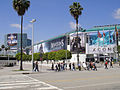 E3 2011 - outside the LA convention center.jpg
