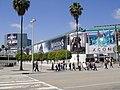 E3 2011 - outside the LA convention center.jpg