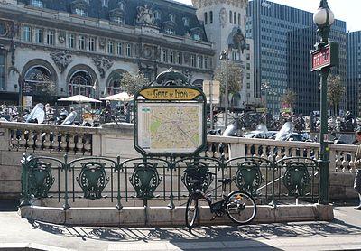 Gare de Lyon (metropolitana di Parigi)