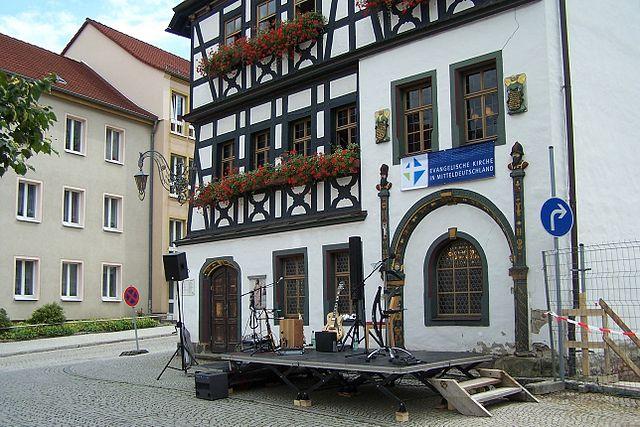 Bild Lutherhaus Eisenach