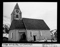 ETH-BIB-Kirche Elm, mit Gedenktafel-Dia 247-01835.tif