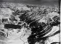ETH-BIB-S-chanf und Zernez im Unterengadin, Nationalpark, Ofenpassroute v. S. W. aus 4300 m-Inlandflüge-LBS MH01-001553.tif